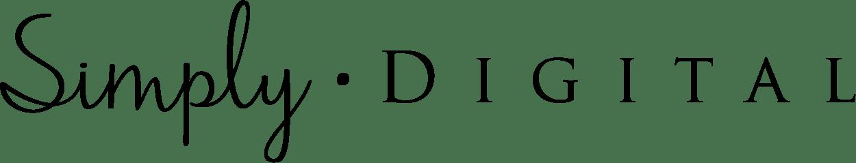 Simply Digital - Horizontal Logo